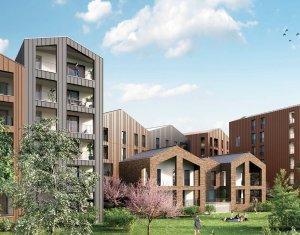Achat / Vente immobilier neuf Bordeaux au cœur du quartier Bassins à flot (33000) - Réf. 6216