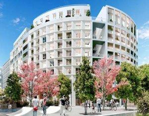 Achat / Vente immobilier neuf Bordeaux au pied du pont Simone Veil (33000) - Réf. 6096