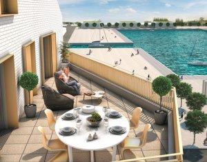 Achat / Vente immobilier neuf Bordeaux Bassins à Flot (33000) - Réf. 527