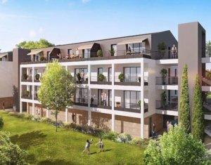 Achat / Vente immobilier neuf Bordeaux Caudéran - quartier Stéhélin (33000) - Réf. 3042