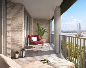 Achat / Vente immobilier neuf Bordeaux cœur écoquartier Brazza (33000) - Réf. 3093