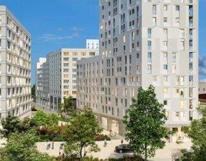 Achat / Vente immobilier neuf Bordeaux Jardin de l'Ars (33000) - Réf. 6016