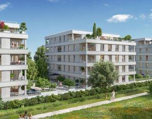 Achat / Vente immobilier neuf Bordeaux proche du centre-ville (33000) - Réf. 3433
