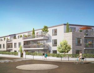 Achat / Vente immobilier neuf Bordeaux proche du cœur de Caudéran (33000) - Réf. 2295
