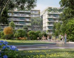 Achat / Vente immobilier neuf Bordeaux proche du futur Pont Simone Veil (33000) - Réf. 5546