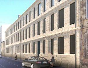Achat / Vente immobilier neuf Bordeaux proche du Quai des Chartrons (33000) - Réf. 308