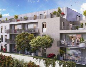 Achat / Vente immobilier neuf Bordeaux proche Gare de Caudéran (33000) - Réf. 2682