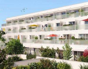 Achat / Vente immobilier neuf Bordeaux proche Musée des Compagnons du Tour de France (33000) - Réf. 1089