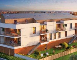 Achat / Vente immobilier neuf Bordeaux quartier Bastide (33000) - Réf. 486