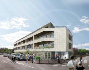 Achat / Vente immobilier neuf Bordeaux quartier Bordeaux-Caudéran proche du Parc Bordelais (33000) - Réf. 2525
