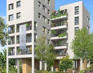 Achat / Vente immobilier neuf Bordeaux  quartier Brazza (33000) - Réf. 2675