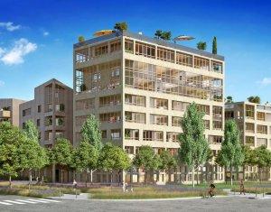 Achat / Vente immobilier neuf Bordeaux quartier Brazza (33000) - Réf. 2344