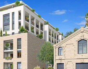 Achat / Vente immobilier neuf Bordeaux quartier Euratlantique (33000) - Réf. 1344