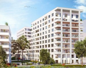 Achat / Vente immobilier neuf Bordeaux quartier Euratlantique (33000) - Réf. 655