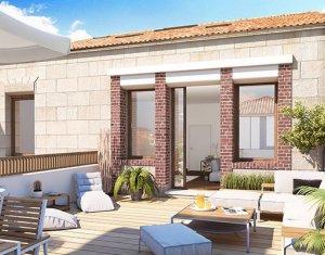 Achat / Vente immobilier neuf Bordeaux quartier Saint Bruno (33000) - Réf. 2227