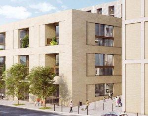 Achat / Vente immobilier neuf Bordeaux quartier Saint-Germain (33000) - Réf. 2391