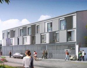 Achat / Vente immobilier neuf Bordeaux Résidence étudiante proche pôles universitaires (33000) - Réf. 1021