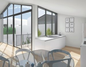 Achat / Vente immobilier neuf Bordeaux secteur Chartrons (33000) - Réf. 4288