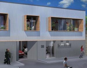 Achat / Vente immobilier neuf Bordeaux sud (33000) - Réf. 1022