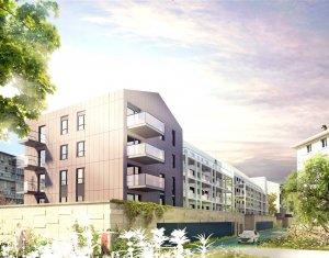 Achat / Vente immobilier neuf Bordeaux ZAC Saint-Jean Belcier (33000) - Réf. 714