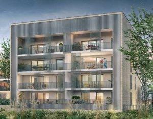 Achat / Vente immobilier neuf Bruges Proche du lac (33520) - Réf. 2880