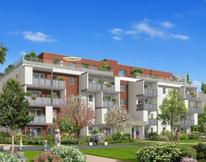 Achat / Vente immobilier neuf Bruges quartier D'Ausone (33520) - Réf. 3857