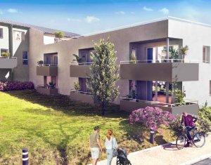 Achat / Vente immobilier neuf Carbon Blanc à 500m du centre ville (33560) - Réf. 5577