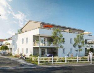 Achat / Vente immobilier neuf Carbon-Blanc proche Parc Beauval (33560) - Réf. 3613