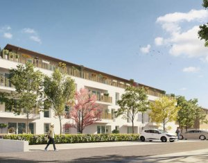 Achat / Vente immobilier neuf Carbon-Blanc proche tramway A (33560) - Réf. 3612