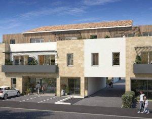 Achat / Vente immobilier neuf Carignan-de-Bordeaux entre ville et campagne (33360) - Réf. 4874