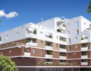 Achat / Vente immobilier neuf Cenon arrêt Tram Pelletan (33150) - Réf. 1502