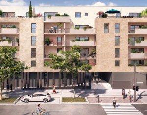 Achat / Vente immobilier neuf Cenon proche gare (33150) - Réf. 5482