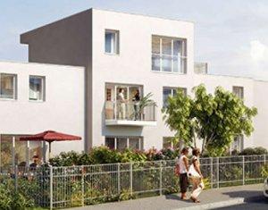 Achat / Vente immobilier neuf Eysines aux portes du Médoc (33320) - Réf. 447