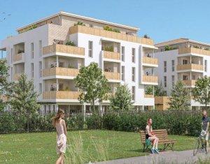 Achat / Vente immobilier neuf Floirac proche du Parc des Etangs (33270) - Réf. 5507