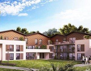 Achat / Vente immobilier neuf Gradignan au cœur du parc Saint Albe (33170) - Réf. 1606