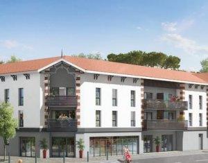 Achat / Vente immobilier neuf GUJAN MESTRAS au cœur du centre-ville (33470) - Réf. 1498
