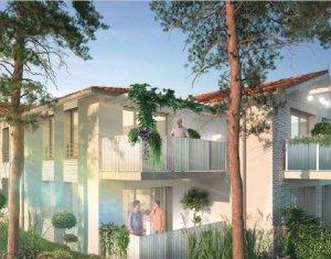 Achat / Vente immobilier neuf Gujan-Mestras au cœur du quartier Mestras (33470) - Réf. 3084