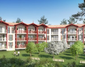 Achat / Vente immobilier neuf La-Teste-de-Buch à 3 minutes du bus (33260) - Réf. 4184