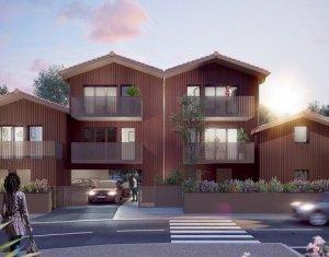 Achat / Vente immobilier neuf La-Teste-de-Buch proche centre et commerces (33260) - Réf. 1081