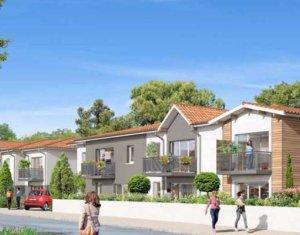 Achat / Vente immobilier neuf La Teste-De-Buch proche de la plage (33260) - Réf. 1026