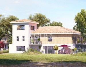 Achat / Vente immobilier neuf La Teste de Buch proche du Pilat (33260) - Réf. 2206