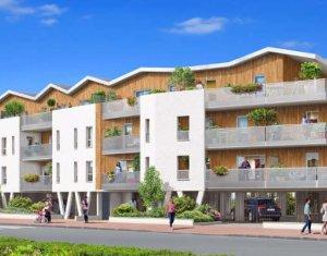 Achat / Vente immobilier neuf La Teste-De-Buch quartier de La Teste-Centre (33260) - Réf. 952