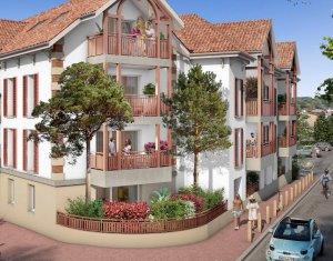Achat / Vente immobilier neuf Lacanau Océan à 200m de la plage (33680) - Réf. 6060