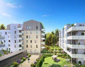Achat / Vente immobilier neuf Le Bouscat proche commerces et tramway (33110) - Réf. 2277