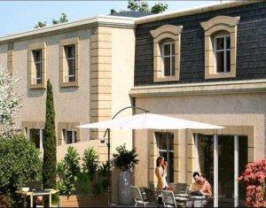 Achat / Vente immobilier neuf Le Bouscat quartier Sainte Clotilde proche tramway (33110) - Réf. 3591