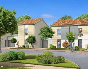 Achat / Vente immobilier neuf Le Haillan proche Bordeaux (33185) - Réf. 2053
