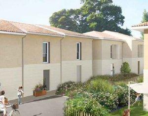 Achat / Vente immobilier neuf Le Taillan Médoc, proche future station de Tramway Chai (33320) - Réf. 3893