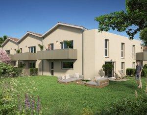 Achat / Vente immobilier neuf Le Taillan Médoc secteur pavillonnaire (33320) - Réf. 6301
