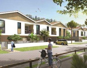 Achat / Vente immobilier neuf Le Teich proche gare TER (33470) - Réf. 305