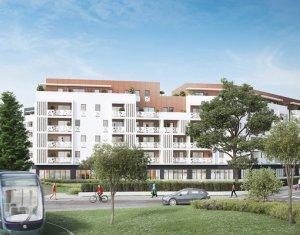 Achat / Vente immobilier neuf Lormont à 1 minute du Tramway (33310) - Réf. 3952